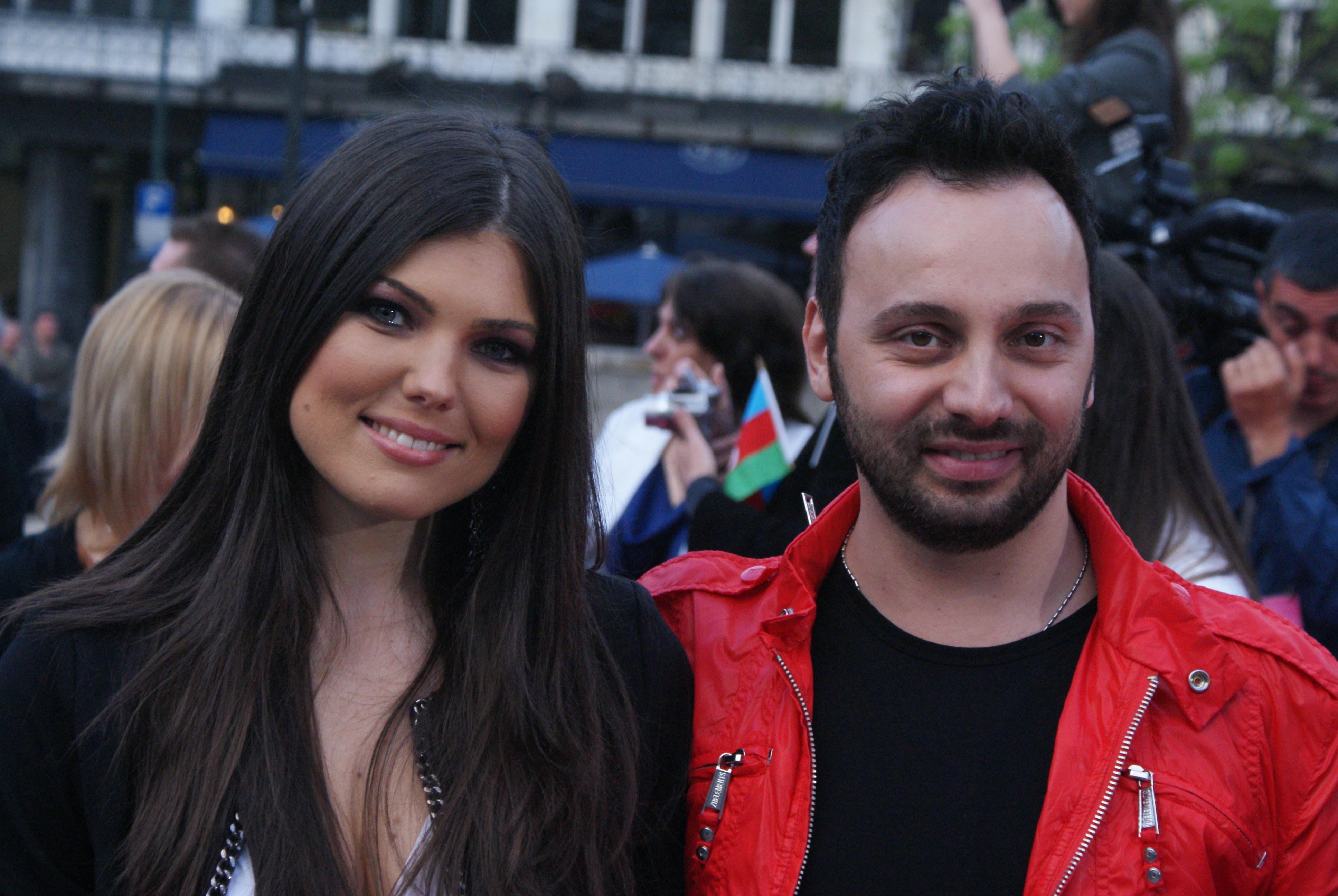 Paula si Ovidiu au facut senzatie in 2010, la finala Eurovision
