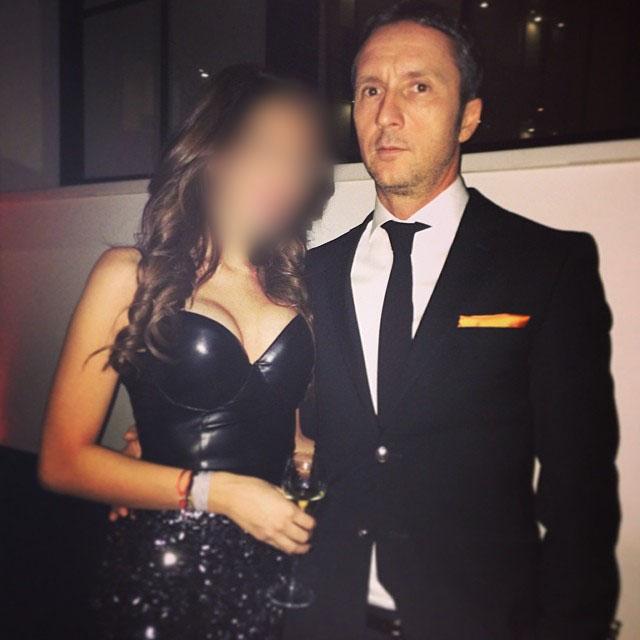 MM Stoica are o relatie apropiata cu fiica sa si uneori ies in club, impreuna