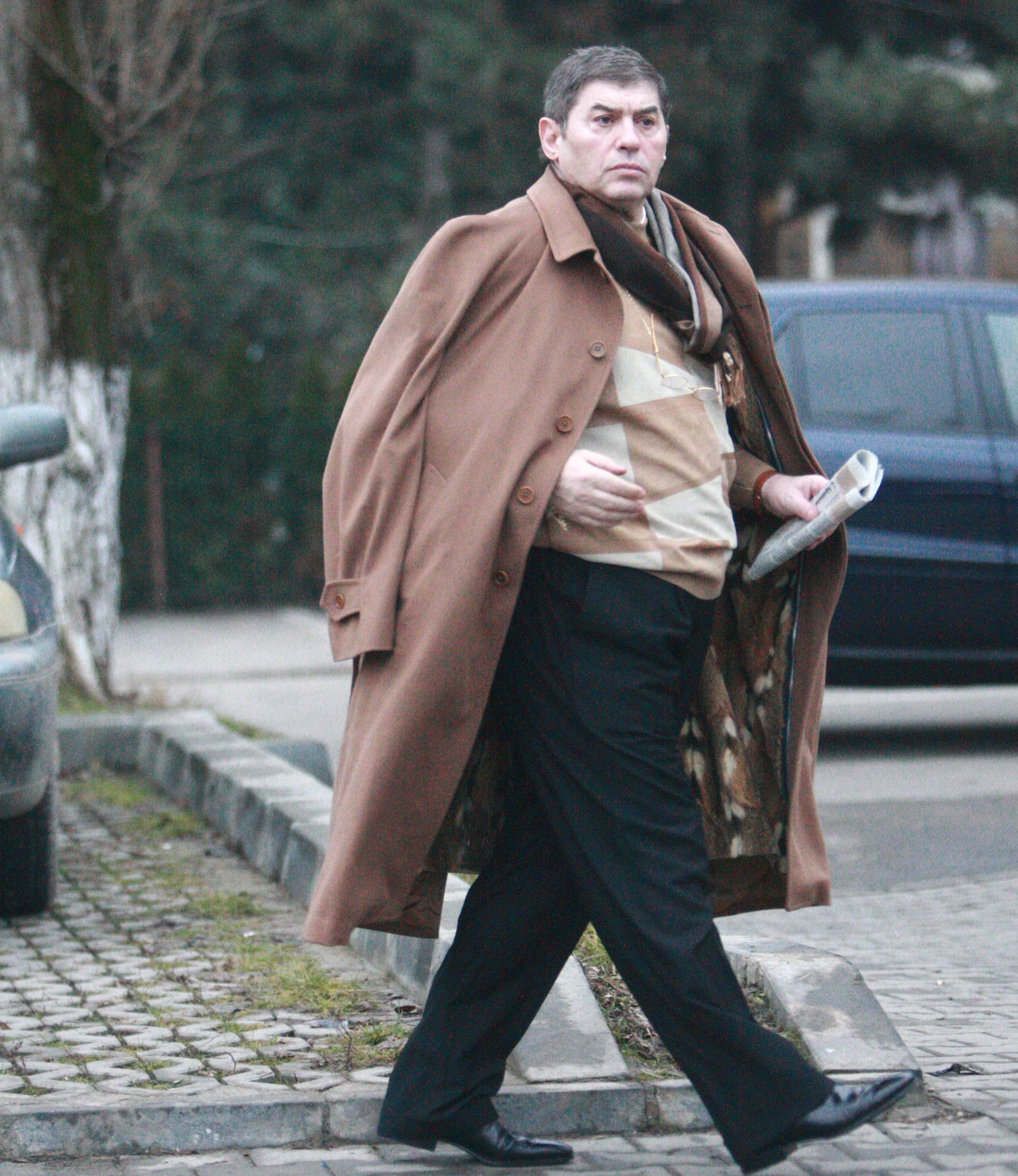 Mihail Vlasov, presedintele Camerei de Comert, este tatal creatoarei de moda