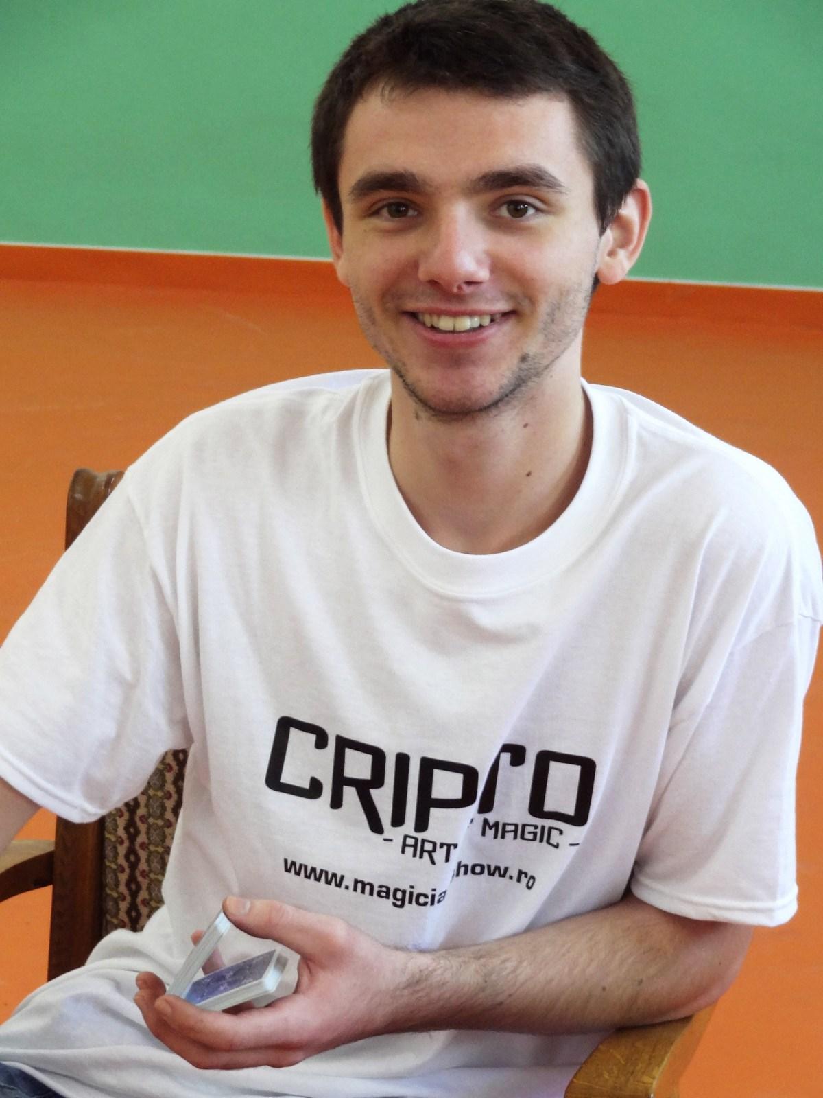 Cripto a reusit 82 de taieri cu o singura mana in doar un minut