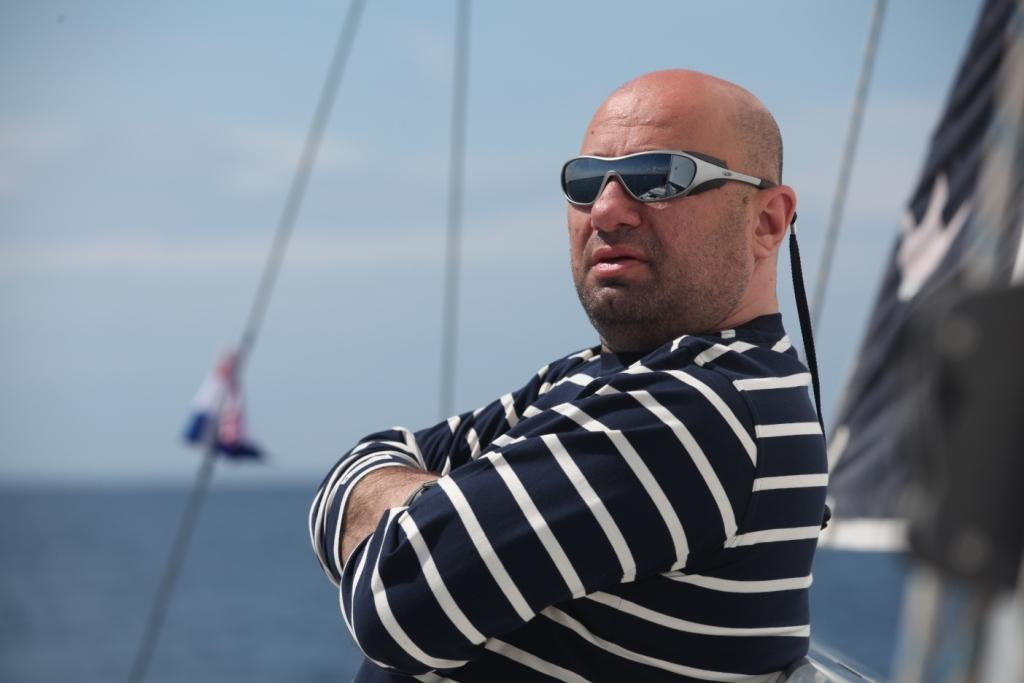 Catalin Scarlatescu a lucrat o periaoda ca marinar