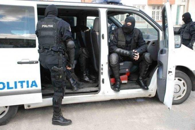 Mascatii au intervenit in luptele de strada de la Brasov