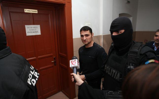 Alen Moisin este un vechi client al politistilor