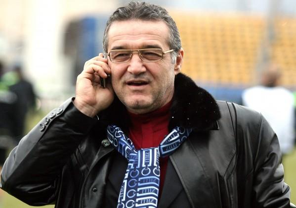 Gigi Becali este acum incarcerat la Poarta Alba