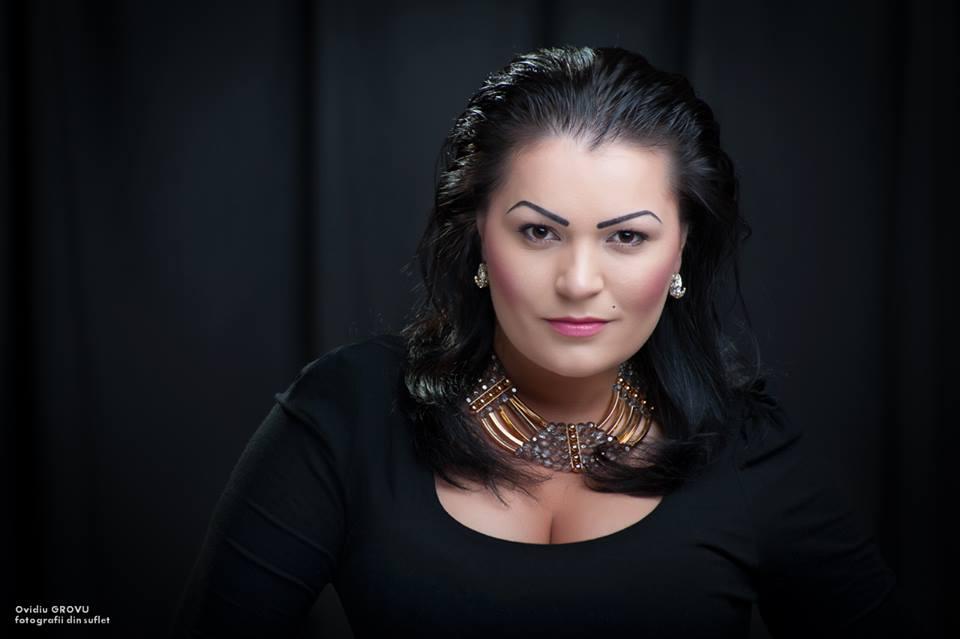 Ancuta Carcu a slabit spectaculos in ultima perioada