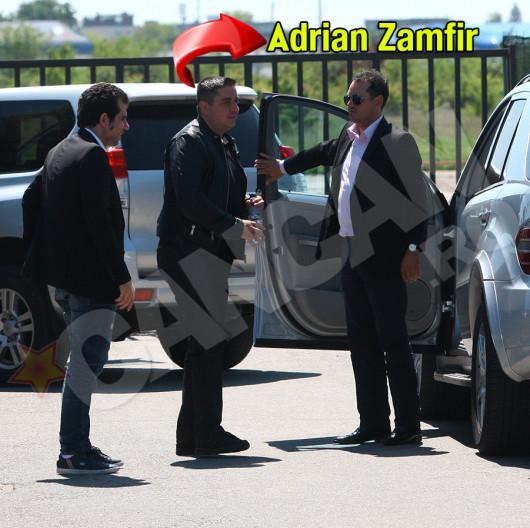 Adrian Zamfir a renuntat la functia de administrator si la cea de presedinte al Consiliului de Administratie