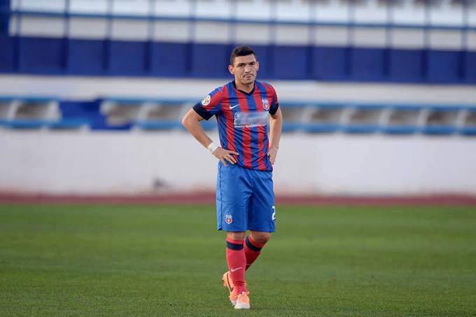 Claudiu Keseru a suferit o comotie in meciul cu ASA Targu Mures