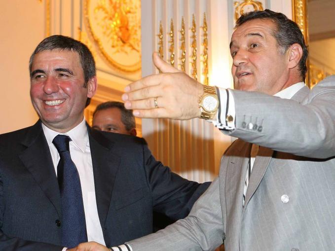 Hagi pare tentat sa accepte oferta finului lui, Gigi Becali
