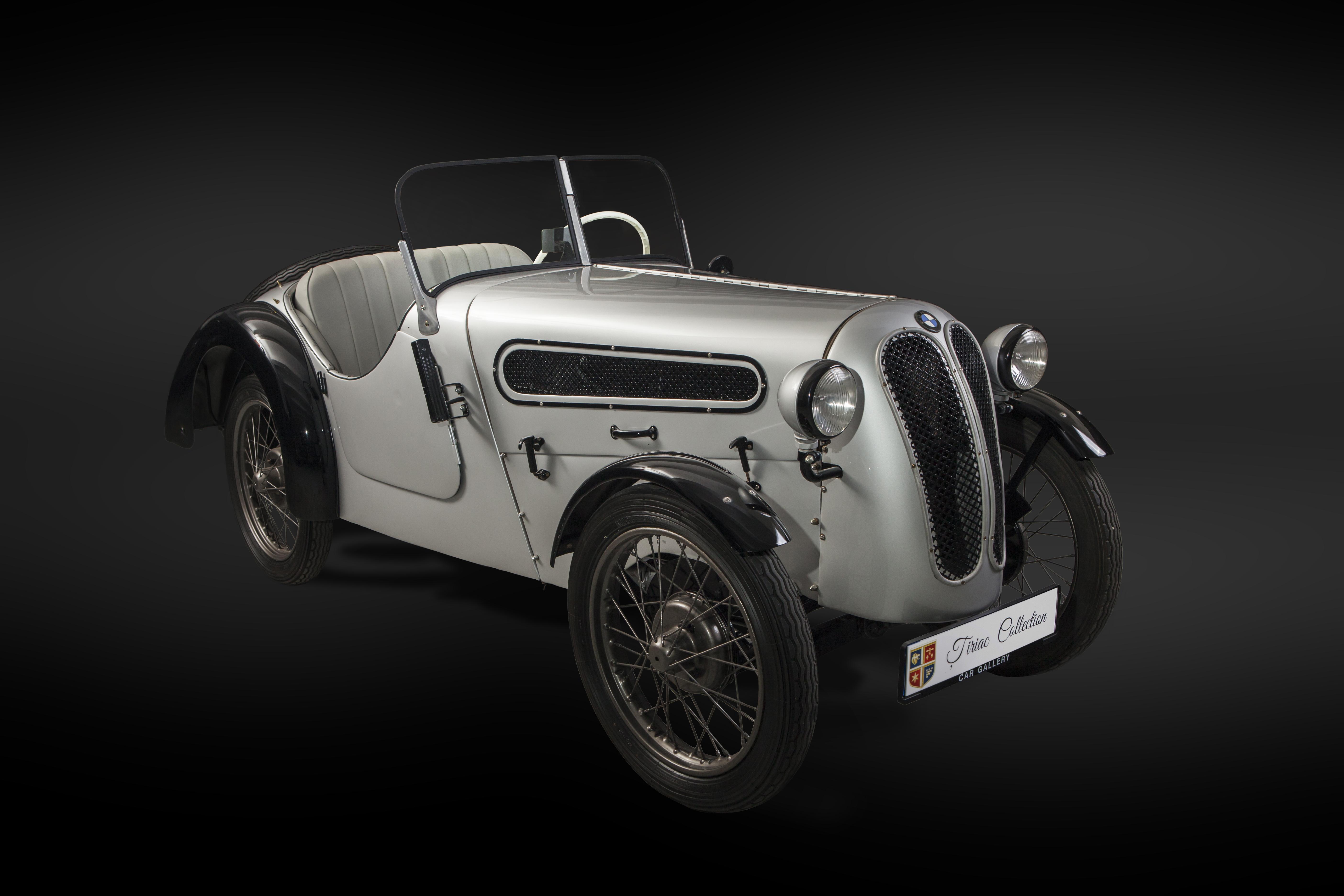 Dixi este primul model produs de BMW