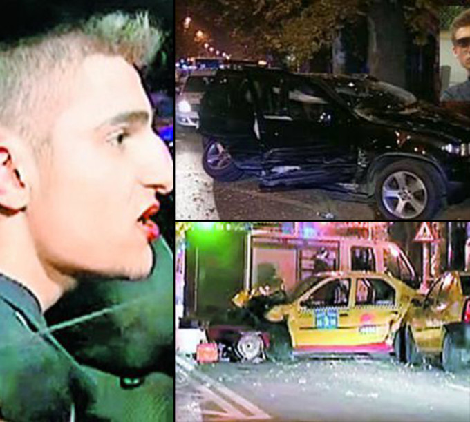 Andrei Andronie a provocat un accident mortal in care au murit doua persoane, alte trei fiind ranite