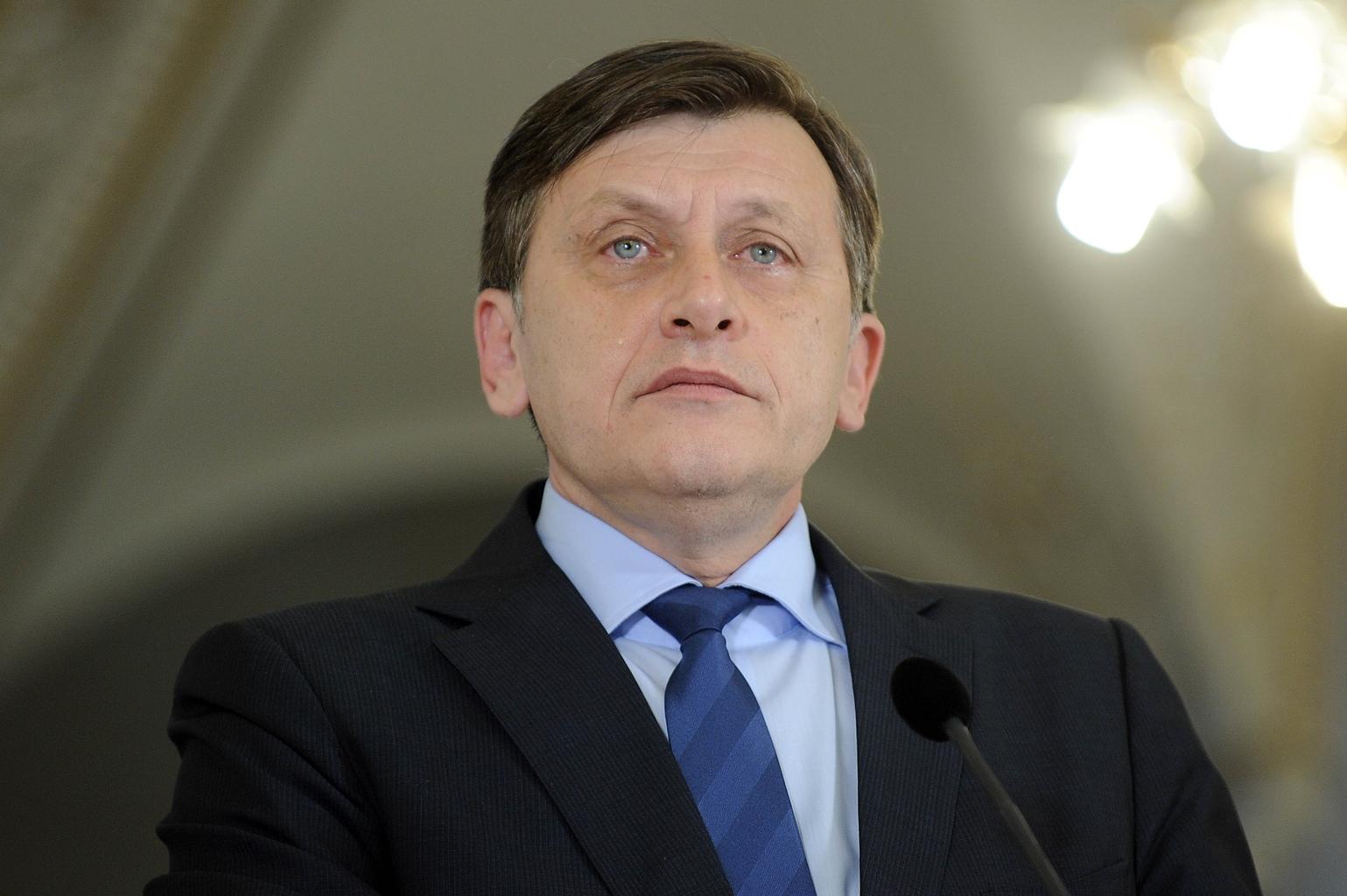 Crin Antonescu ar fi fost sustinut in continuare de PSD la alegerile din toamna, daca USL nu s-ar fi rupt