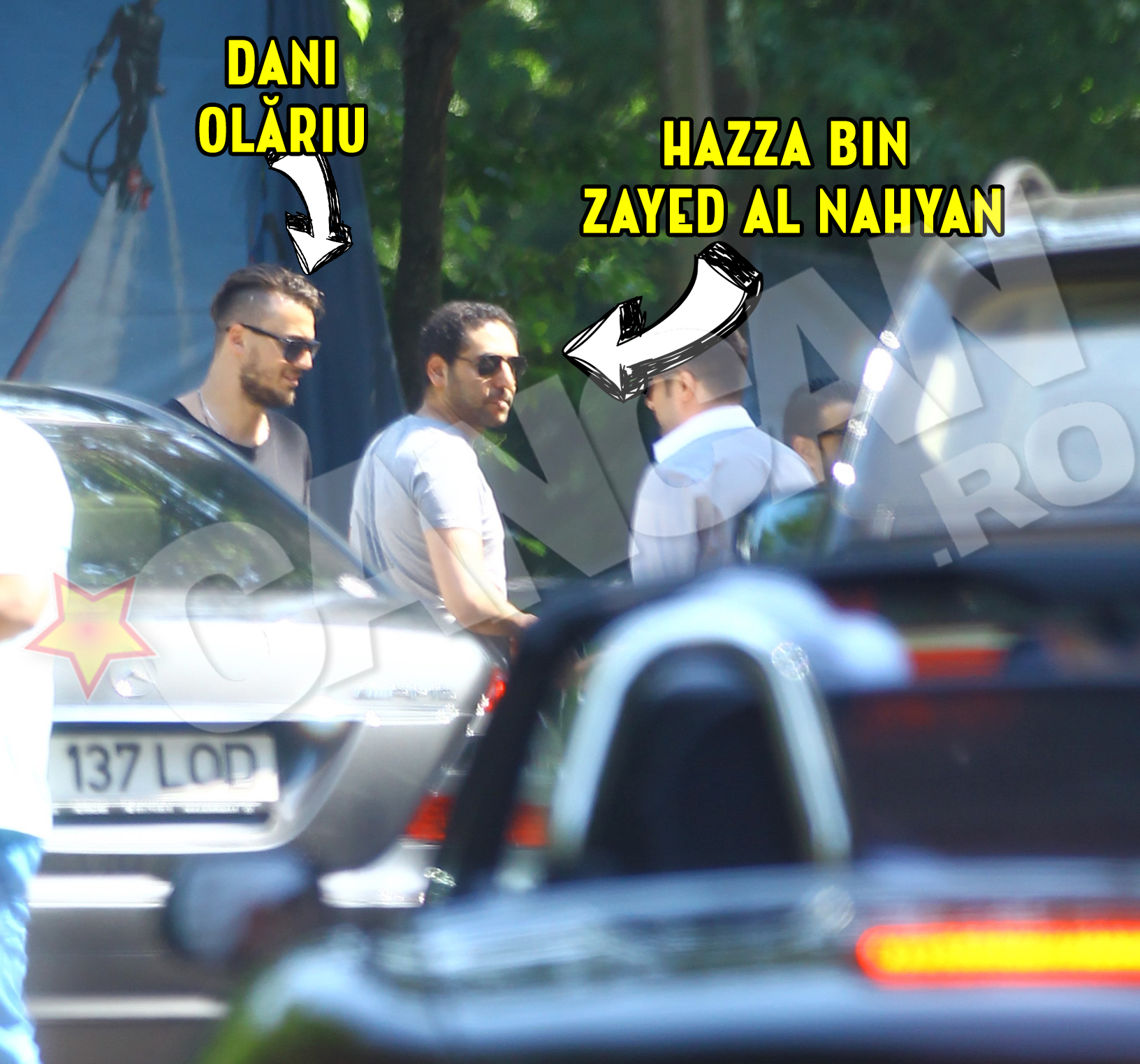 Hazza Bin Zayed Al Nahyan este unul dintre seicii care detin clubul Al Ahli
