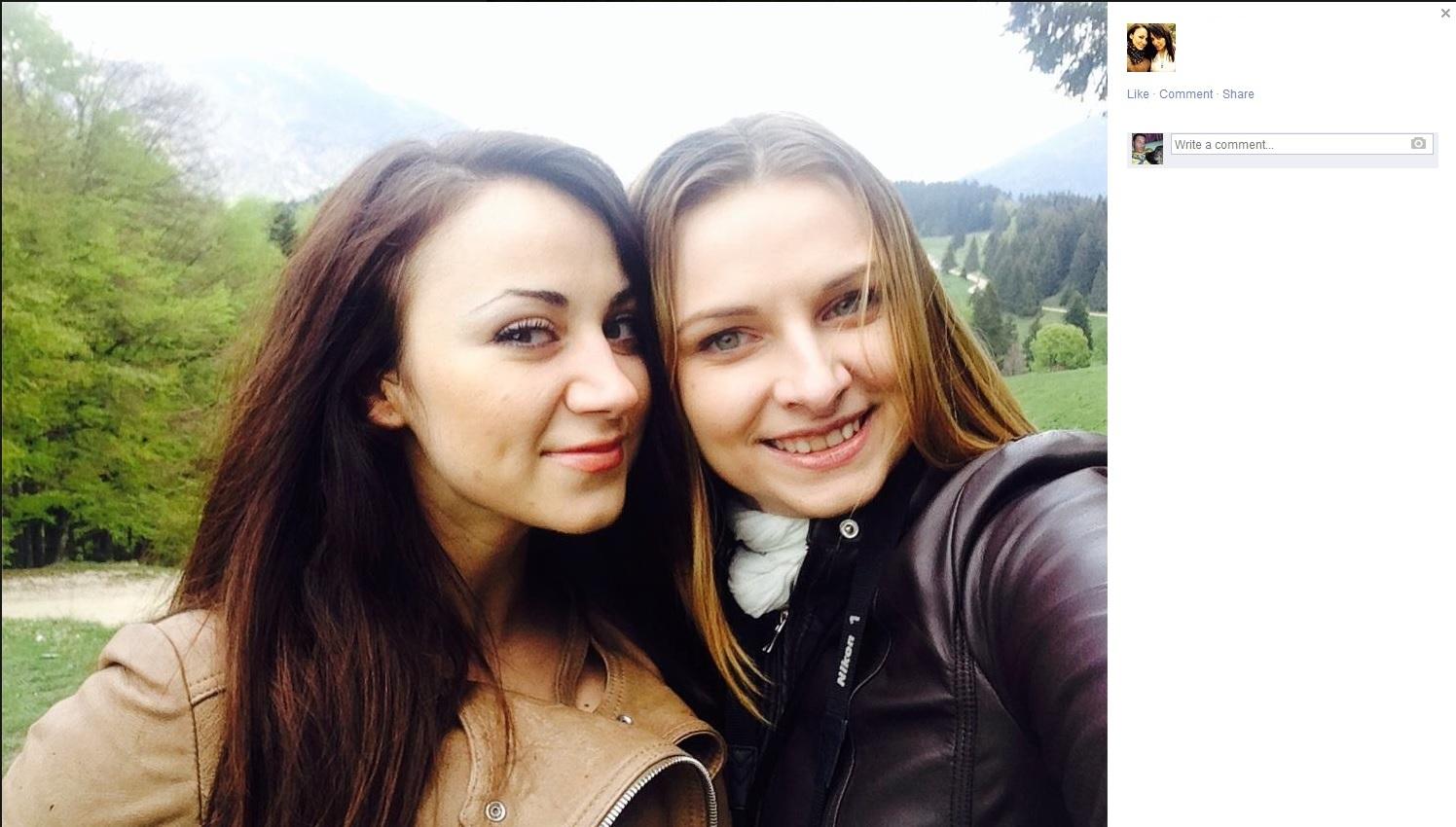 Andreea Denes a postat de curnad o fotografie alaturi de Andreea Diana, tanara care a murit in accidentul de ATV