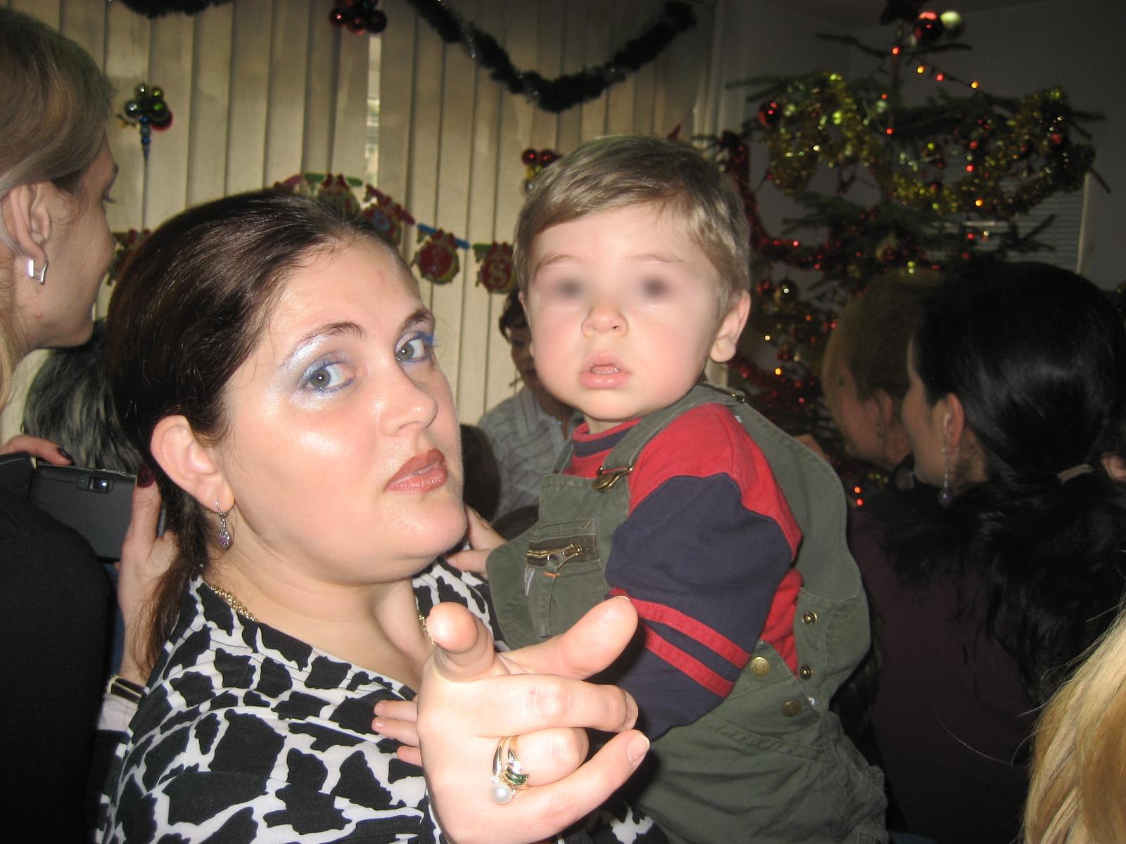 Silvia Lungeanu a reusit sa demonstreze in instanta ca Adrian Paduraru este tatal copilului ei
