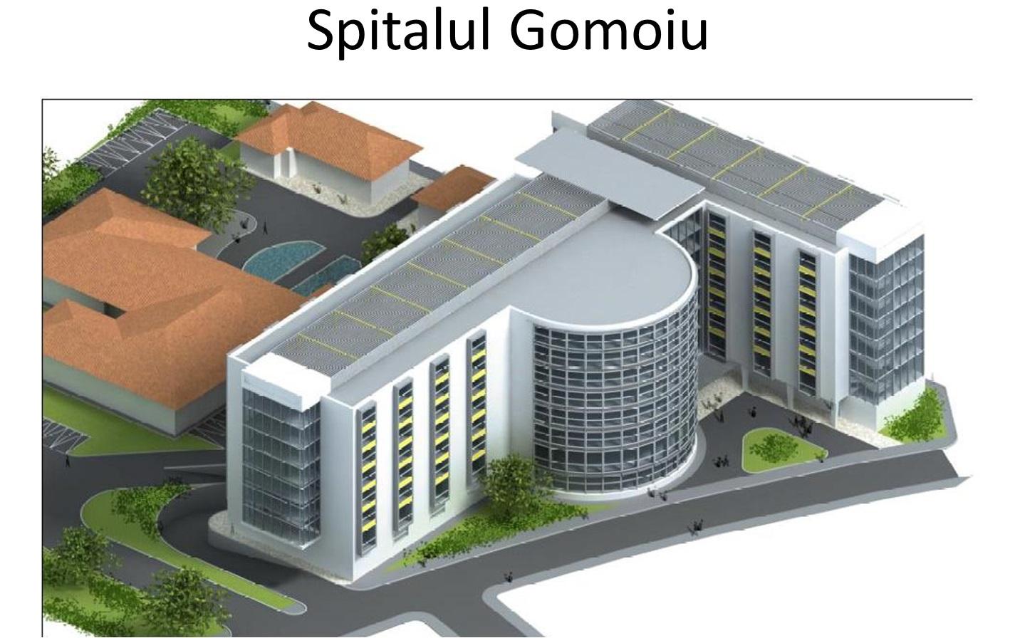 Spitalul Gomoiu va fi unul de urgenta