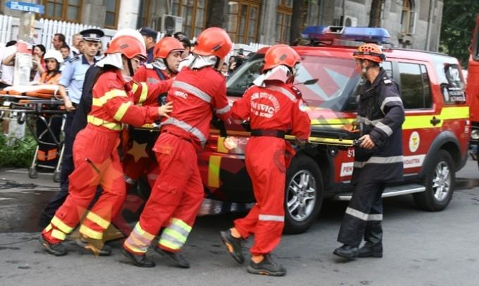 In ciuda interventiei prompte a pompierilor, sase copii nu au mai putut fi salvati