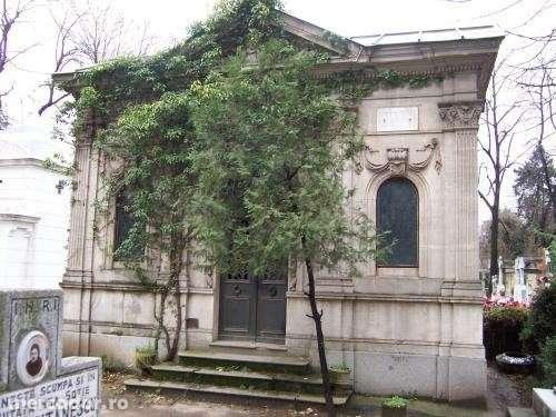 Pentru o mica avere doritorii isi pot dormi somnul vesnic in capela familiei Marghiloman
