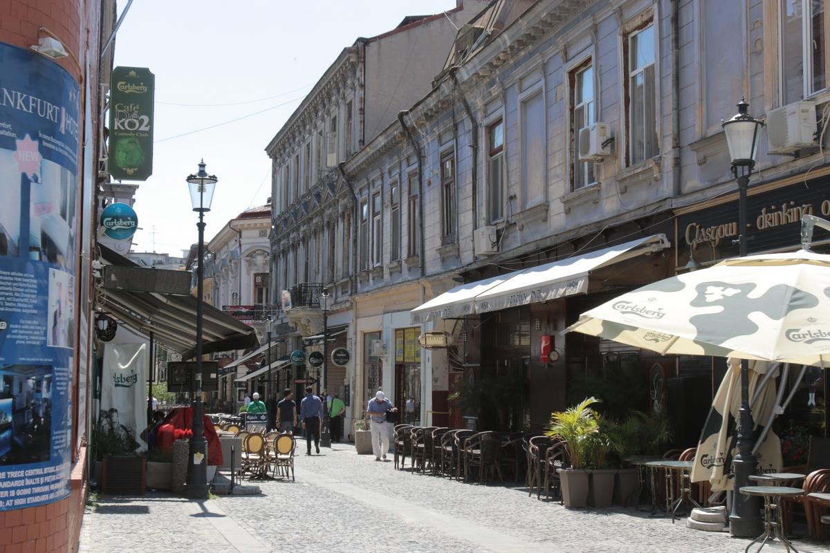Orfelinatul ororilor ar fi existat undeva pe strada Franceza din Centrul Istoric