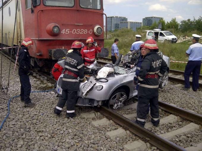 Teribilul accident a avut loc anul trecut in iulie