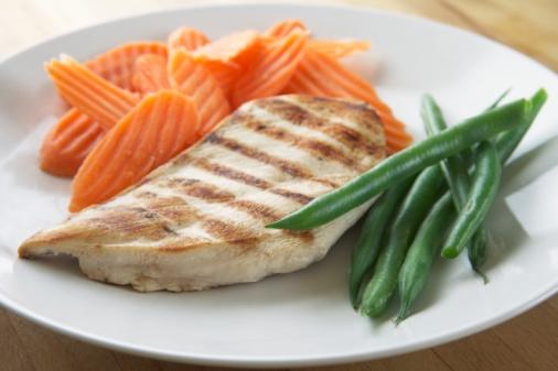 Dupa ziua nuntii, este recomandat consumul de alimente usoare, precum carnea la gratar