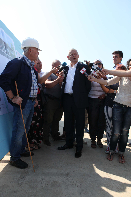 Primarul general al Capitalei Sorin Oprescu