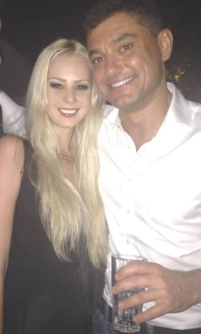 Cristian Boureanu si Sandra petrec foarte mult timp impreuna