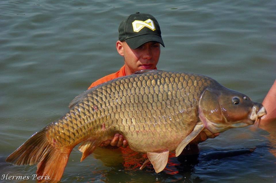 Claudiu Popa ne-a povestit ca la inceput detesta pescuitul
