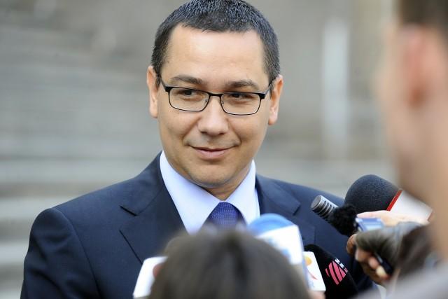 Victor Ponta a tinut sa linisteasca tinerii din Romania