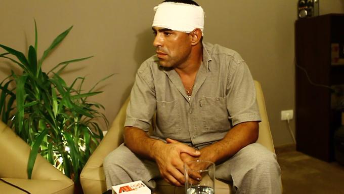 Taximetristul care sustine ca a fost violat a fost asemenat de presa internationala cu Vin Diesel