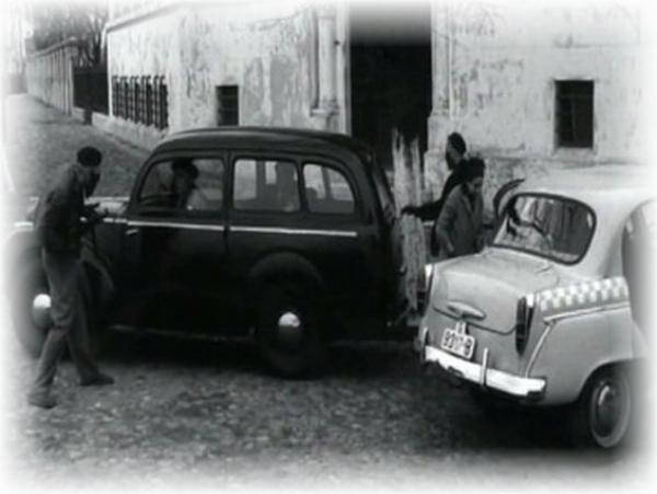 Sase persoane au jefuit in plina zi o masina blindata a Bancii Nationale a Republicii Populare Romane pe 28 iulie 1959