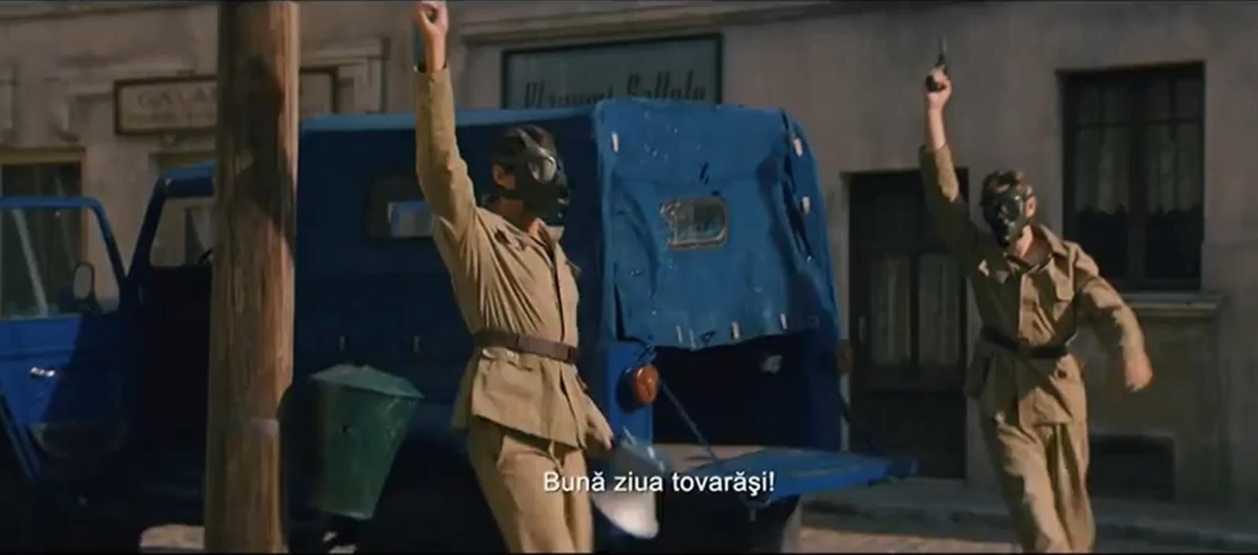 Dupa jaful comunist s-au facut mai multe filme, primul in 1960
