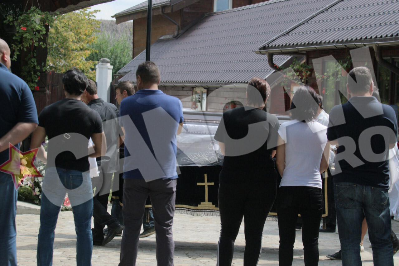 Tatal Mihaelei Radulescu este inmormantat astazi
