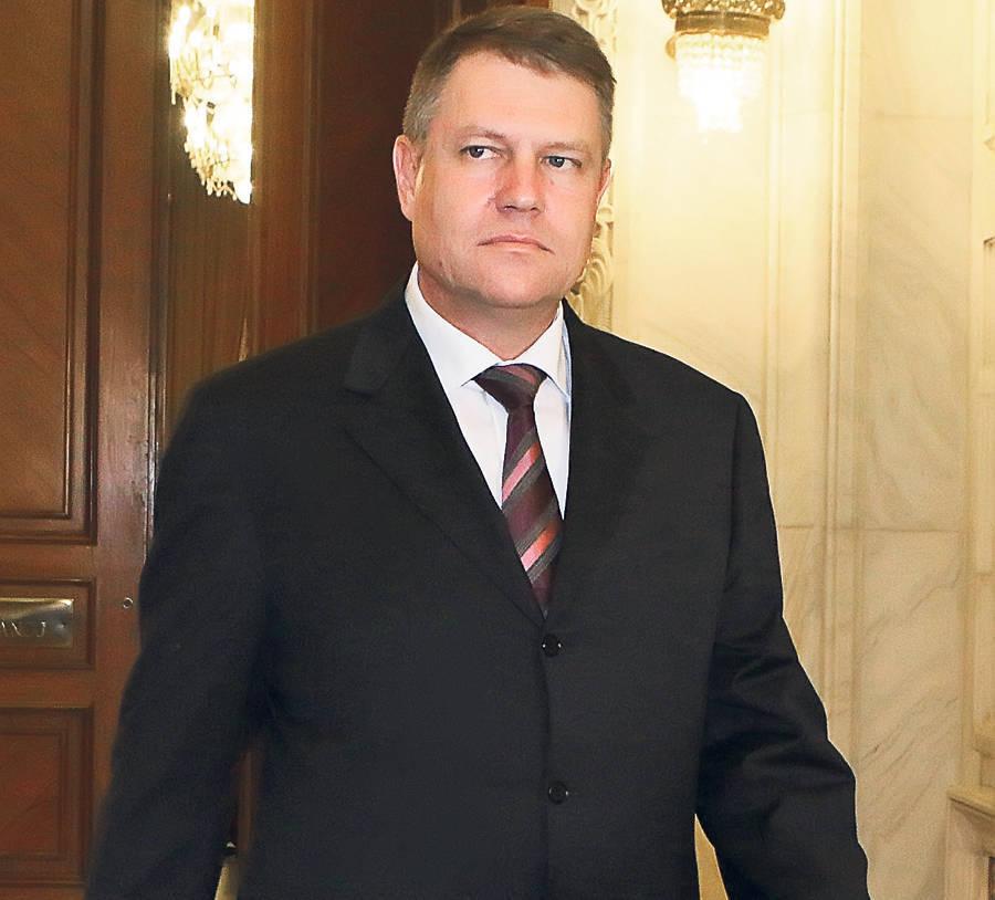 Klaus Iohannis i-a adresat o scrisoare deschisa premierului Victor Ponta