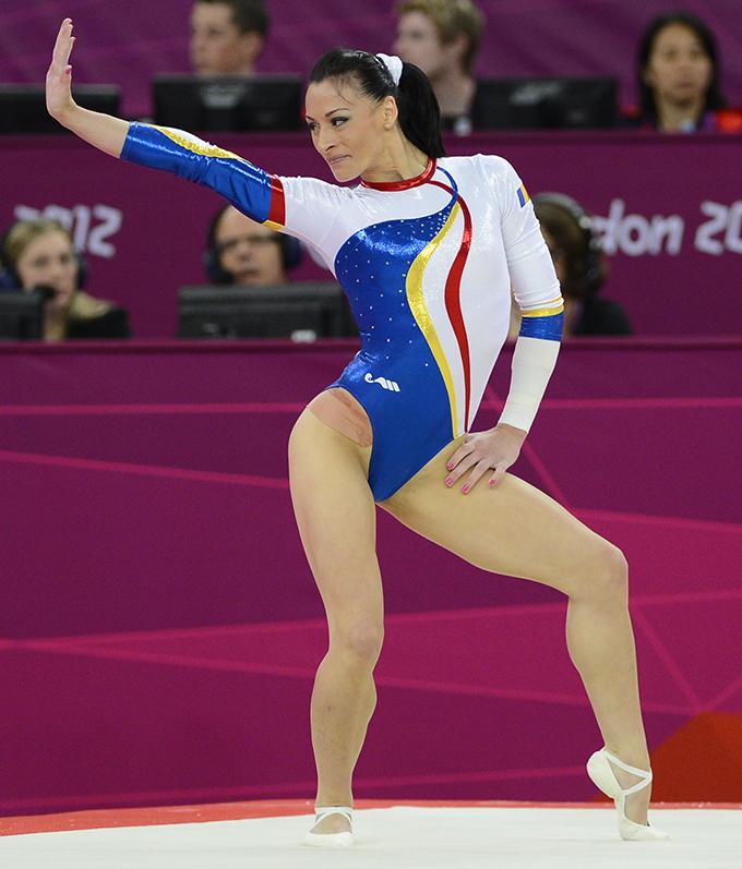 Catalina Ponor a fost cea mai de succes gimnasta romana a ultimului deceniu