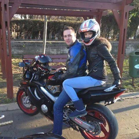 Si Ady era pasionat de motociclete