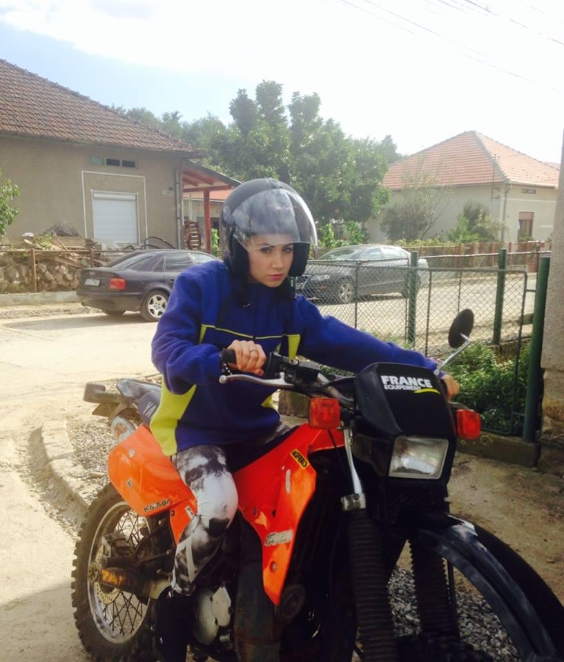 Andreea a vazut moartea cu ochii dupa ce a fost implicata intr-un accident cu un ATV