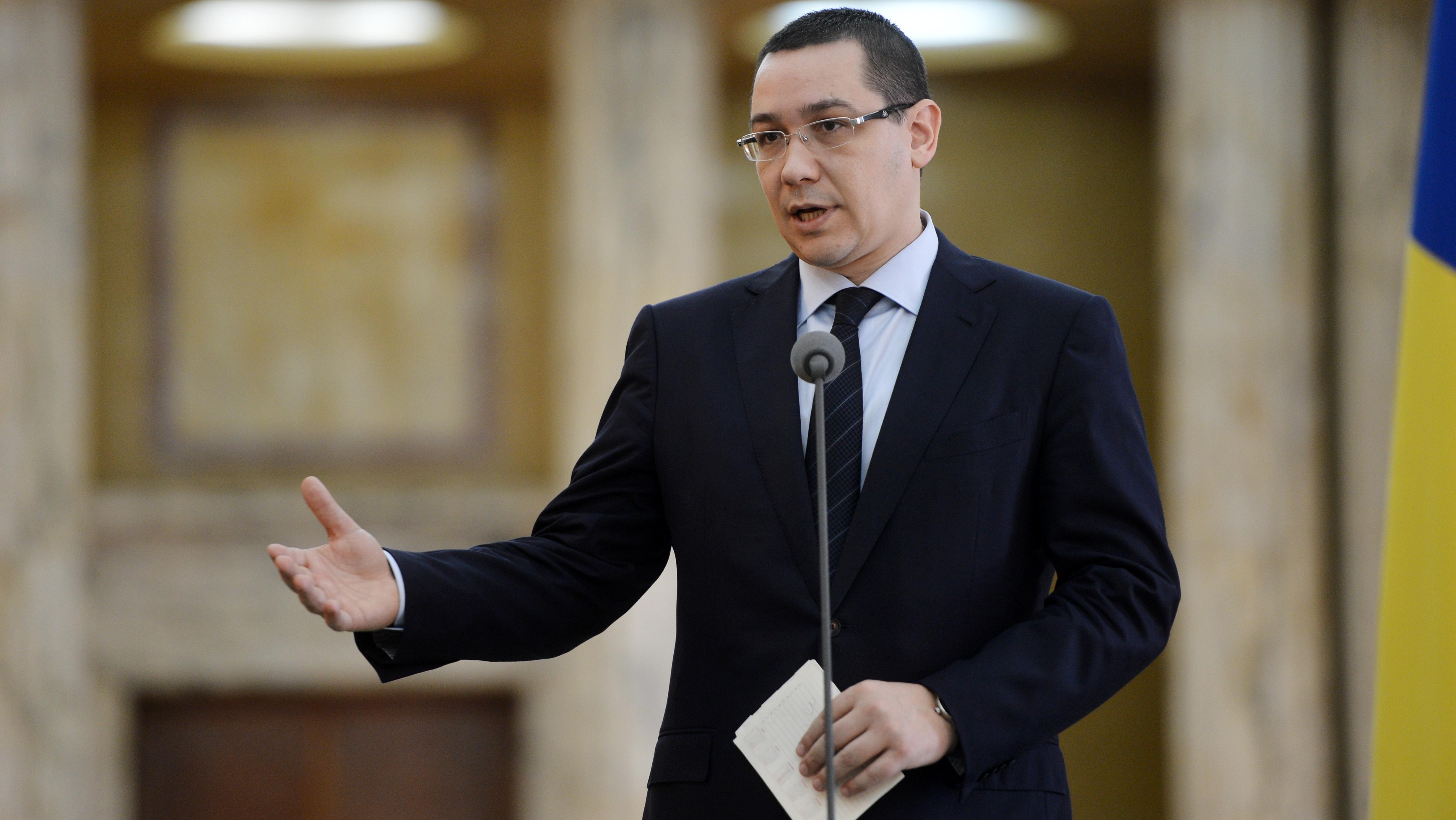 Victor Ponta a anuntat astazi vestea cea buna pentru iubitorii de tenis din Romania