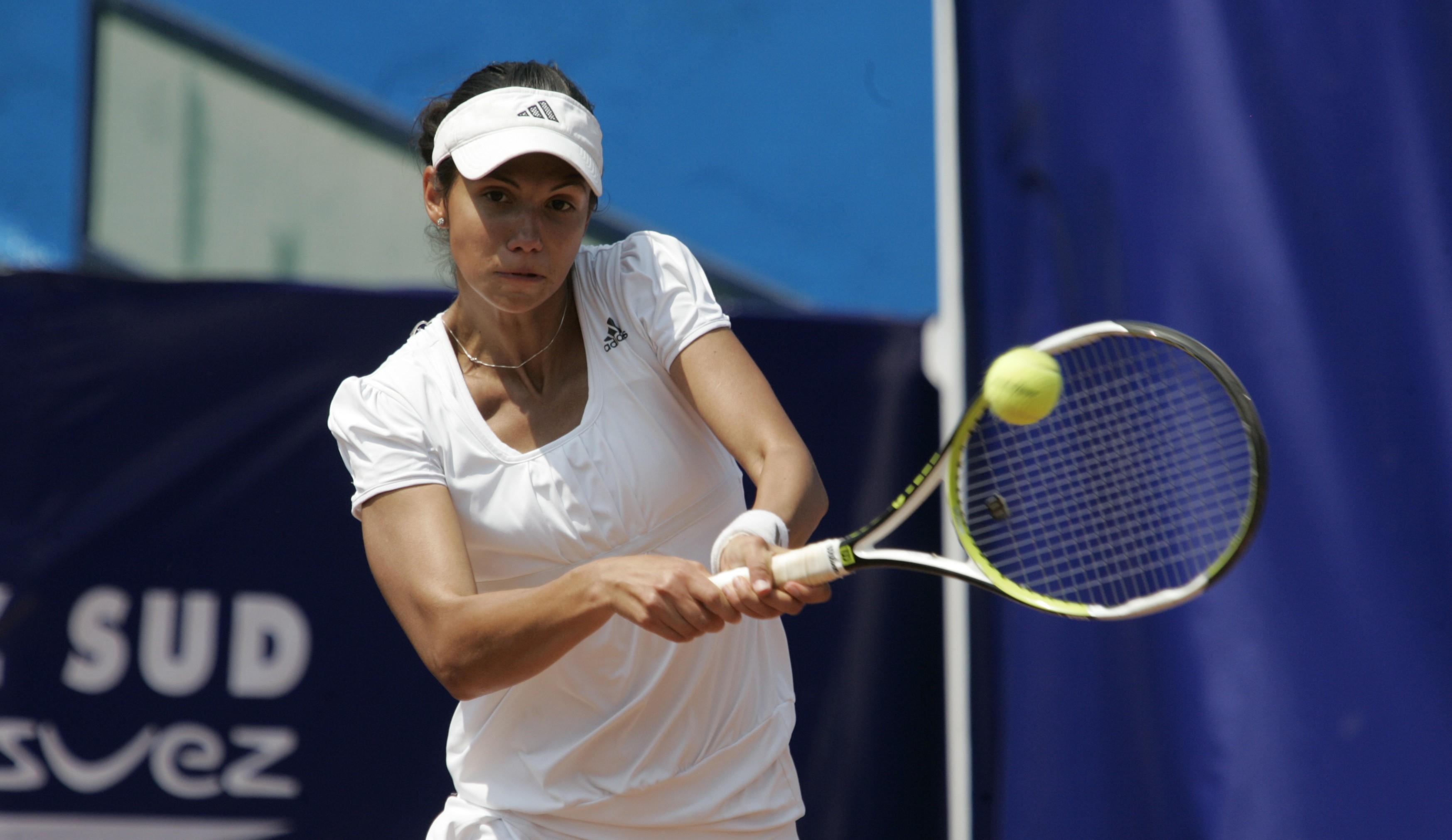 Raluca Olaru a cucerit astazi cel de-al patrulea trofeu din cariera ei