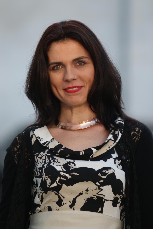 Aida Parascan este maestru reiki