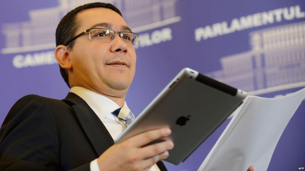 Victor Ponta are peste 600.000 de fani pe Facebook