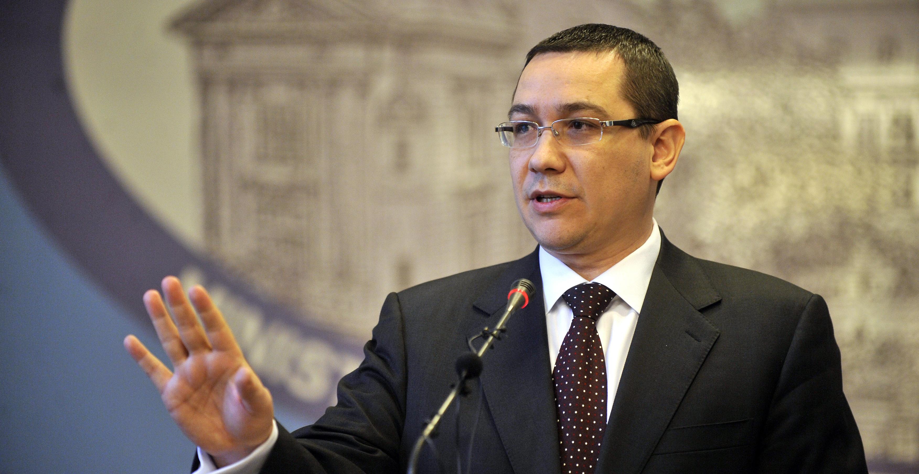 Victor Ponta promite solutionarea problemelor de la sectiile de votare din Diaspora
