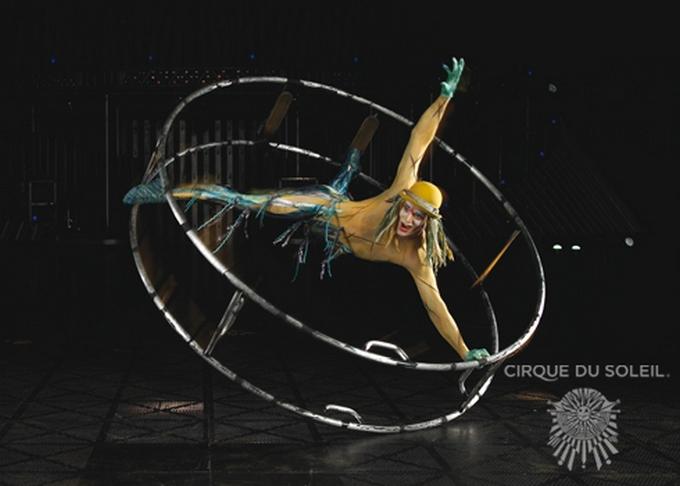 Cirque du Soleil este pentru a doua oara in Romania