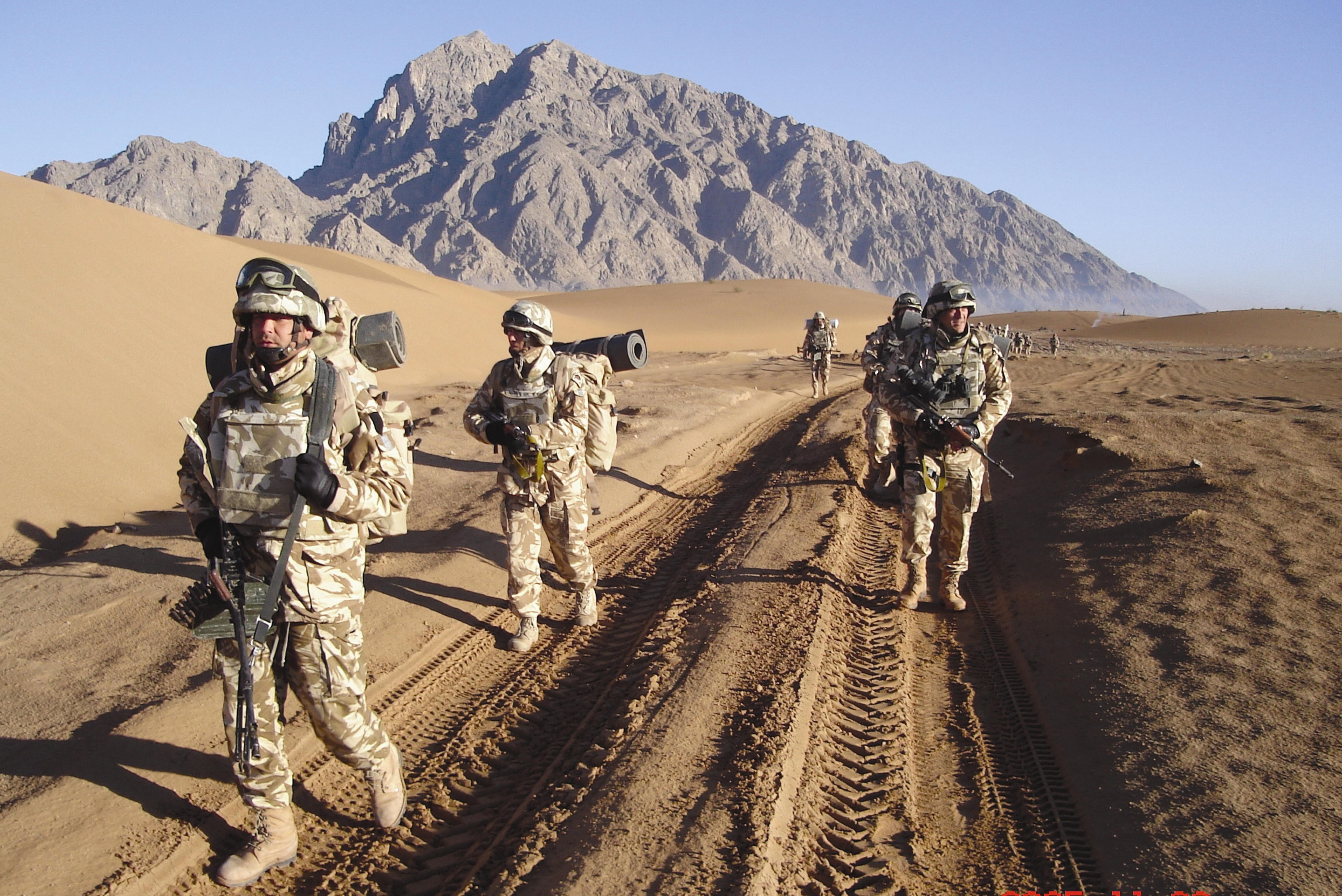 Tanarul si-a pierdut viata luptand in Afganistan