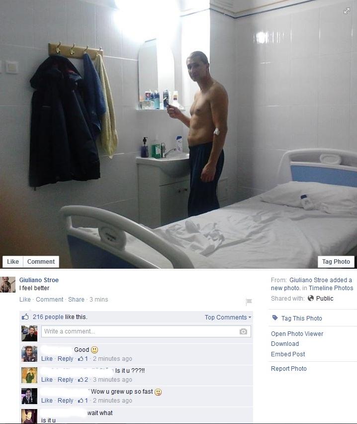 Fanii virtuali il acuza ca in ultimul timp pe pagina