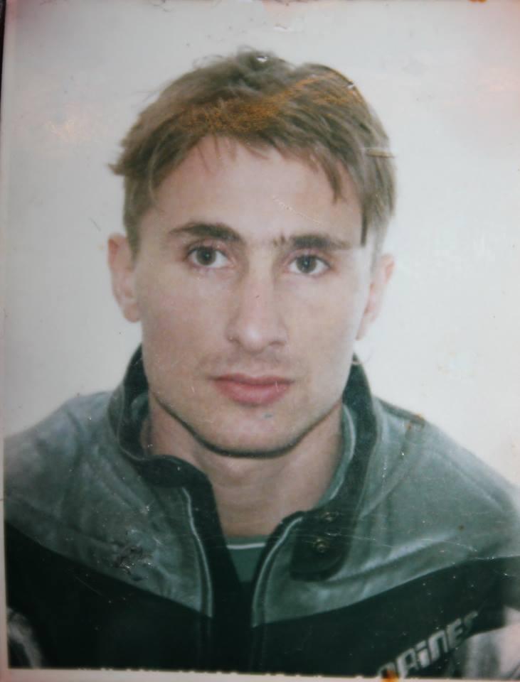 Iulian Stroe pe cand avea 24-25 de ani