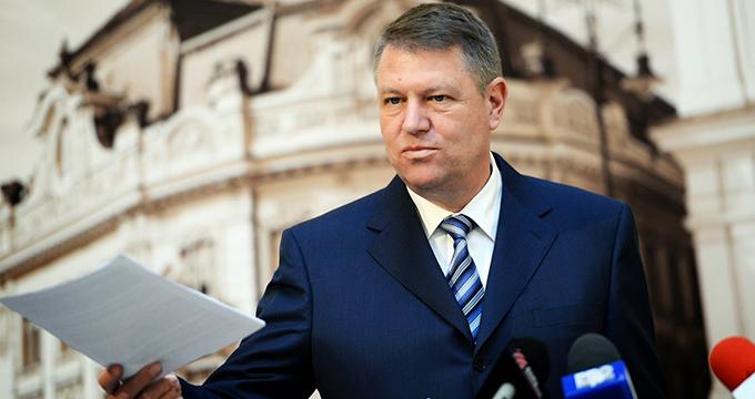 Klaus Iohannis are un salariu de 1.500 de euro pe luna