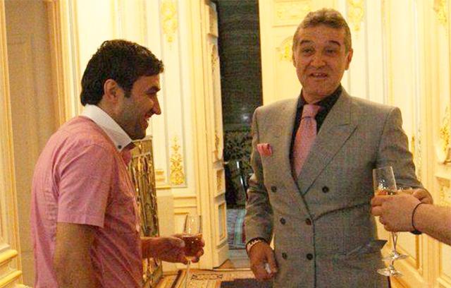 Ionut Lutu este omul de incredere al lui Gigi Becali