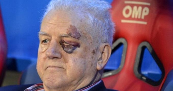 In trecut, Jean Padureanu a fost talharit pe o strada din Bucuresti
