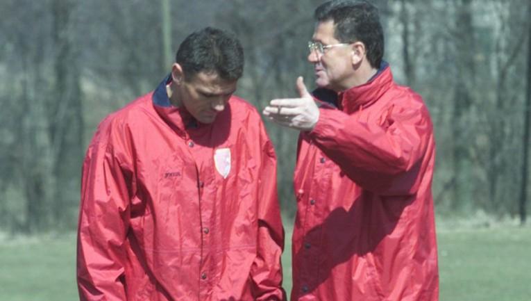 La sfarsitul anilor 90 si inceputul anilor 2000, Gica Mhali a fost antrenat de Cornel Dinu