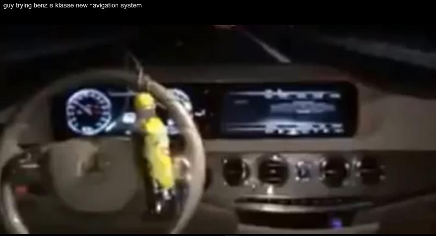 Barbatul a condus masina ajutat de o sticla
